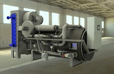 Thermal exhaust air treatment with heat recovery